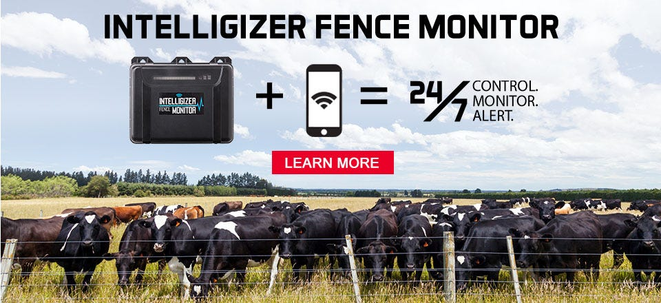 Intelligizer Fence Monitor