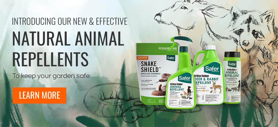 Safer Brand Natural Animal Repellents