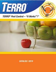 TERRO 2019 Catalog