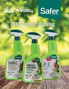 Natural Solutions for the Home, Lawn and Garden Catalog 2018