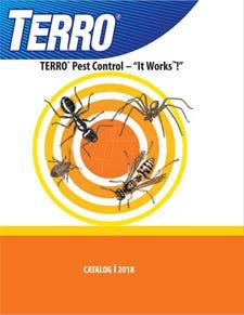 TERRO 2018 Catalog